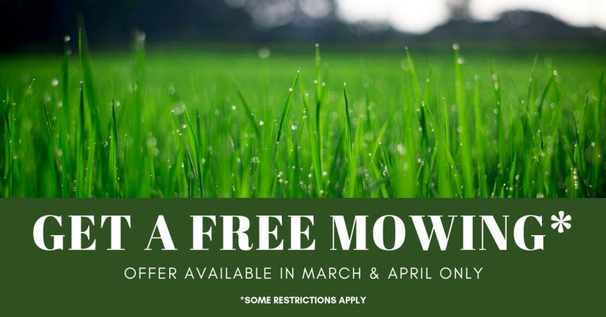 FREE MOWING